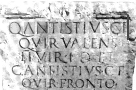 lettere romane grafica grafica grafica