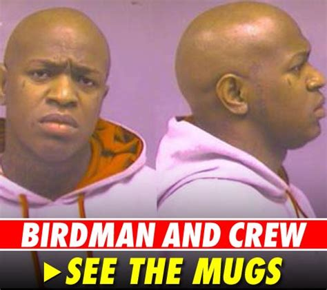 Birdman Criminal Record Birdman Caged For Pot Possession Tmz
