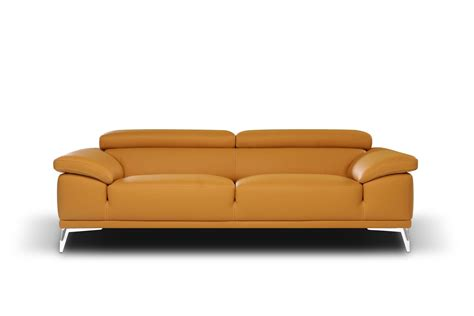 Calia Italia Leather Sofa Seneca Leather Sofa Calia Italia
