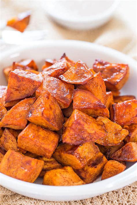 28 easy sweet potato recipes baked mashed and roasted