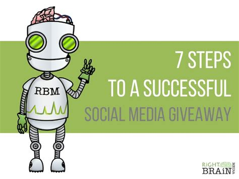 Social Media Giveaway Tools - 7 steps to hosting a successful social media giveaway