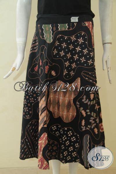 Rok Lilit Songket Keren agen busana batik wanita jual rok batik tulis model lilit baju bawahan batik motif keren