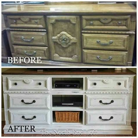 Dresser Made Into Tv Stand by Dresser Made Into Tv Stand Furniture Refinishing