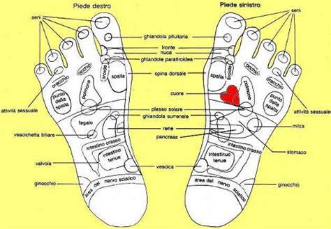 dolore piede laterale interno riflessologia plantare curare i dolori della pianta