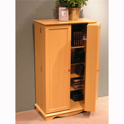 Entertainment Storage Cabinet by Media Storage 4d Concepts Media Storage Cabinet In