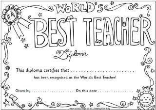 printable coloring pages for your teacher teacher appreciation ideas for parents and kids
