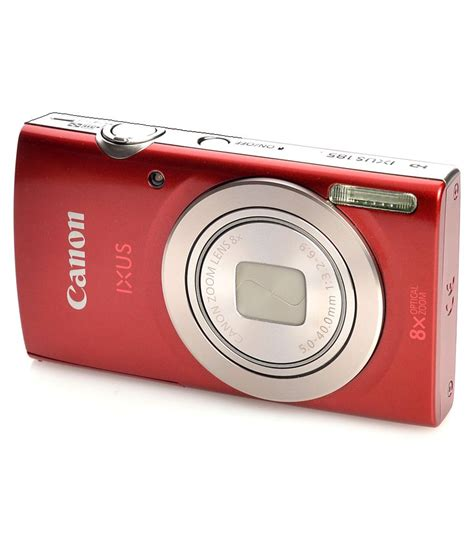 Kamera Canon Ixus 185 20 0 Mp canon ixus 185 8x optical zoom 20 mp digital price