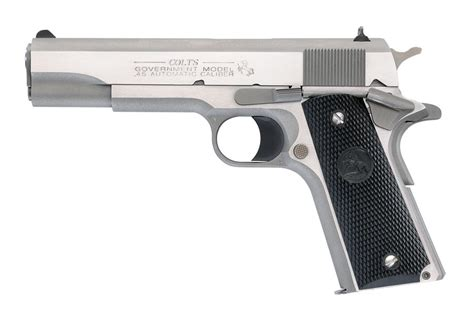 1991 colt government 45acp stainless colt 1991 series government model stainless dante sports