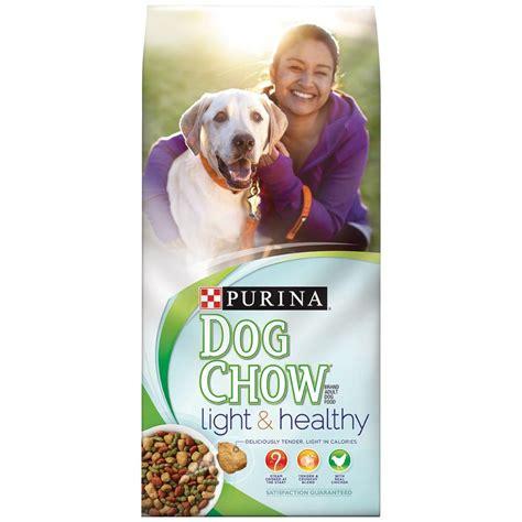purina light and healthy purina dog chow light and healthy dry dog food 16 5 lb