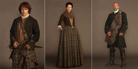 design clothes tv show journey 77 outlander series season 1 going beyond