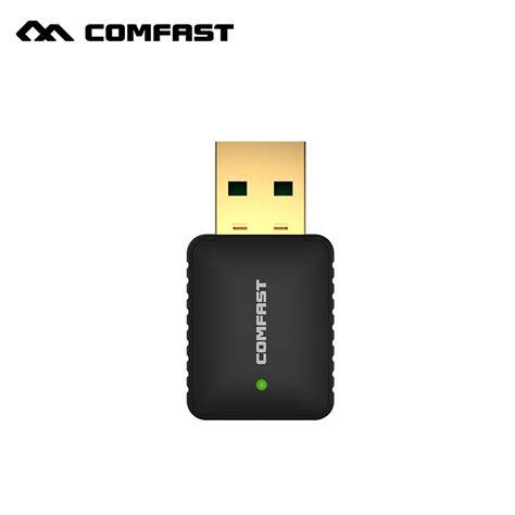 Adaptor Wifi Komputer wireless wi fi adapter mini pc wifi adapter 600mbps usb