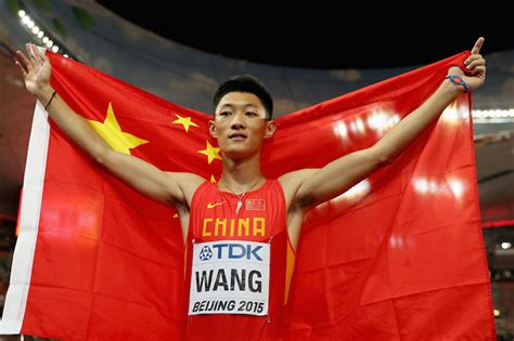 Chn Jumper ten athletes to this year spikes