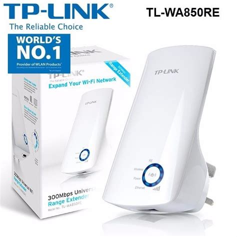 Wireless Router Repeater Wifi Tp Link Wa850re compuvia extensor de se 241 al wifi tp link tl wa850re