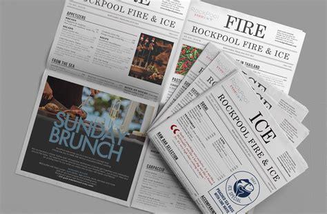 newspaper layout strapline graphic design archives zighead communications phuket
