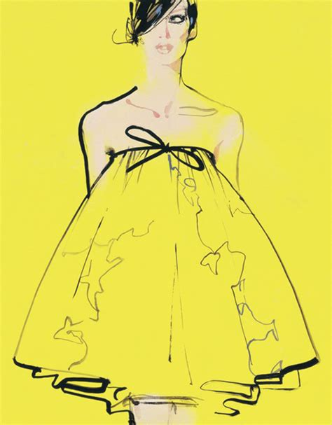 fashion illustration david downton amelia s magazine an with legendary fashion