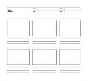 storyboard illustrator template storyboard template 77 free word pdf ppt psd format