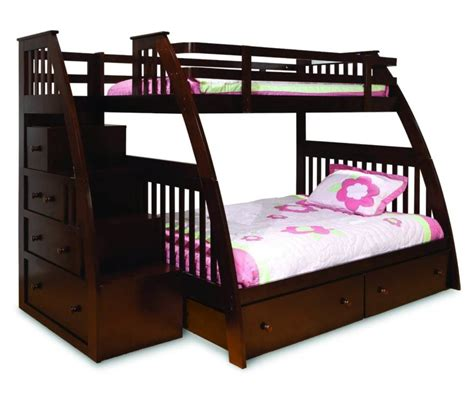 Stairs For Bunk Bed by 24 Designs Of Bunk Beds With Steps These