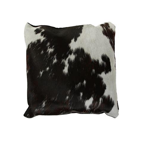 Buy Cow Skin Buy A By Amara Cowhide Cushion Grey Brown Amara