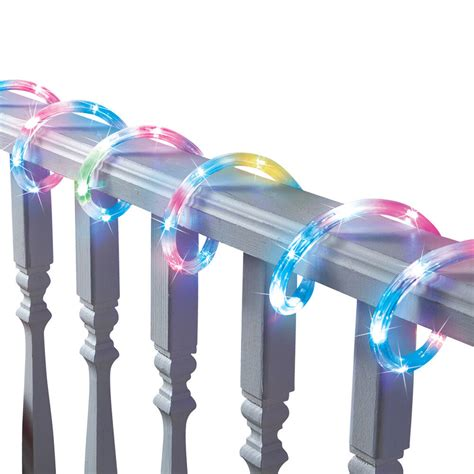 color changing led rope light color changing led rope light by collections etc ebay