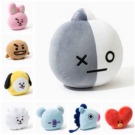 Exo Kpop Pillow Doll kpop home bangtan boys bts bt21 vapp pillow warm bolster q