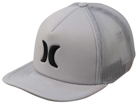 Blocked 3 0 Hat Hurley hurley blocked 3 0 trucker hat wolf grey for sale at