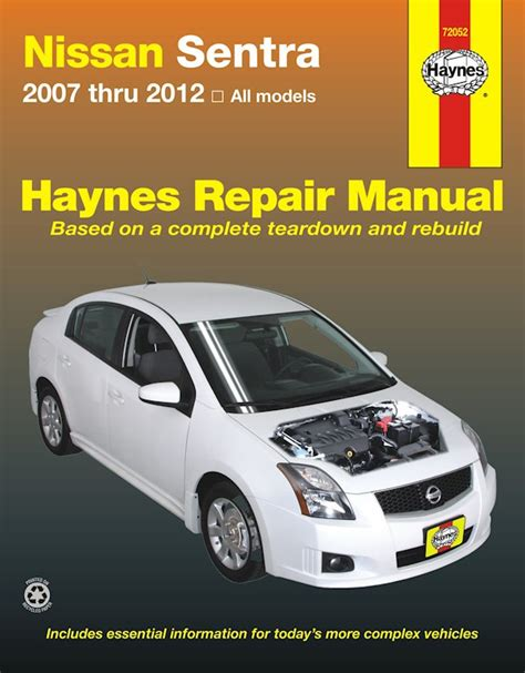 what is the best auto repair manual 2012 gmc yukon xl 1500 electronic toll collection nissan sentra repair manual 2007 2012 haynes best price