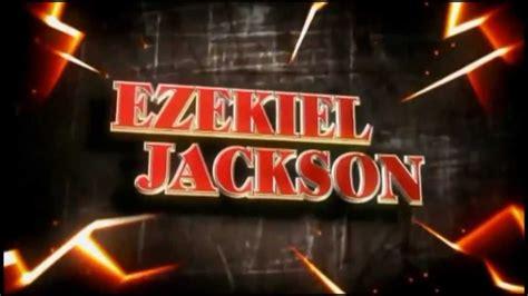 wwe themes mix wwe ezekiel jackson theme song with titantron ᴴᴰ youtube