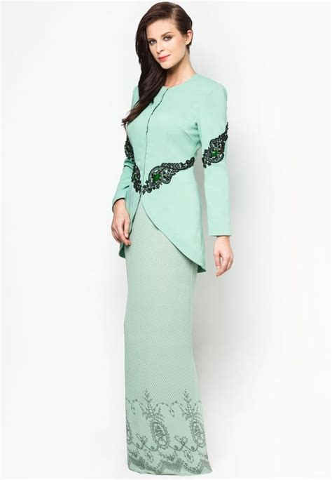 Baju Fashion Ac 286 buy jovian mandagie for zalora chantilly chantae baju kurung baju baju
