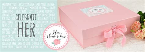 Gift Boxes For Baby Shower by Baby Shower Gift Box Diabetesmang Info