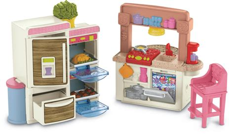 loving family kitchen furniture fisher price loving family kitchen 0746775319465 buy