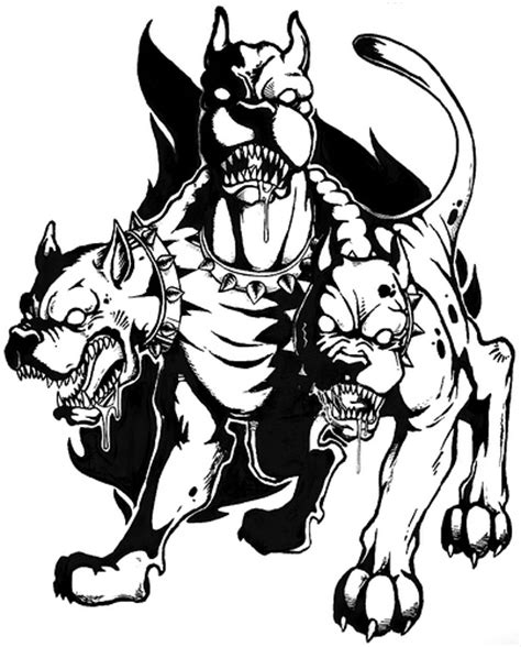cerberus one more for that clothing company i told ya