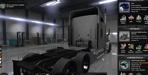 euro truck simulator save game mod 100 save game for for ats euro truck simulator 2 mods