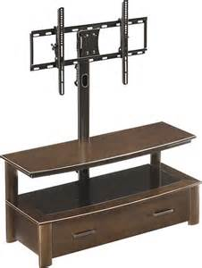whalen furniture whalen furniture 3 in 1 tv stand for flat panel tvs up to