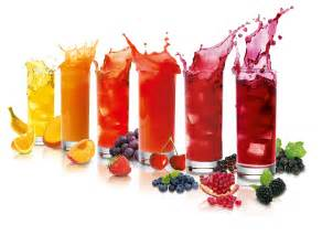 a wide spectrum of colors for beverages wild