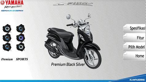 Lu Led Motor Fino Fi 99 gambar motor fino 2017 terbaru gubuk modifikasi
