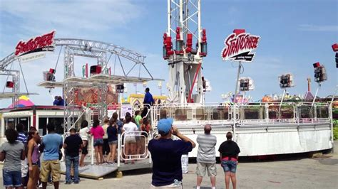 stratosphere swing ride stratosphere swing ride at the wisconsin state fair youtube