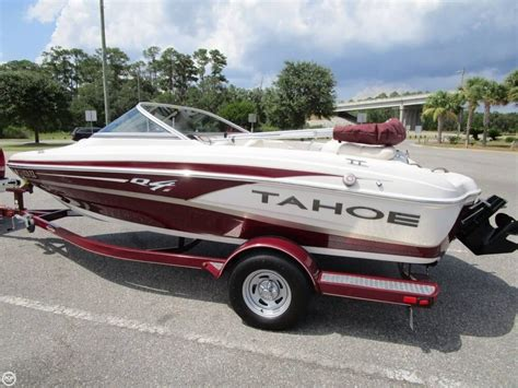 tahoe q4i boats for sale boats - Tahoe Boats For Sale In Ga