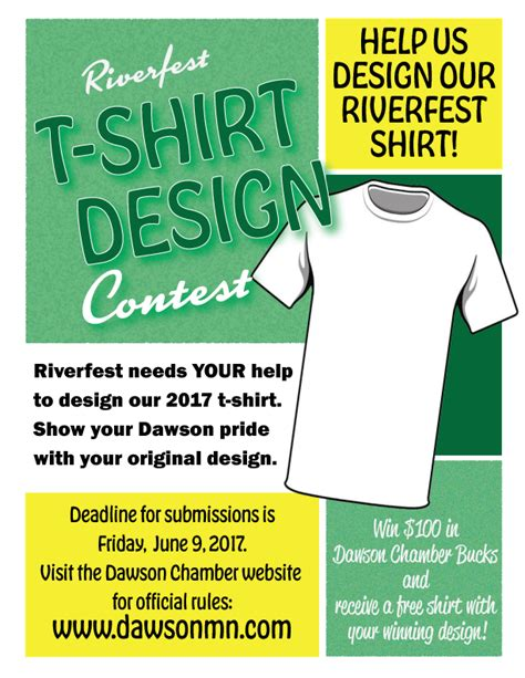 t shirt design contest template t shirt design contest flyer free yourweek