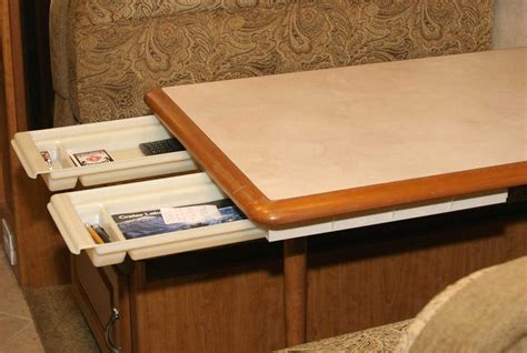 Rv Storage Drawers rv net open roads forum table drawers and other