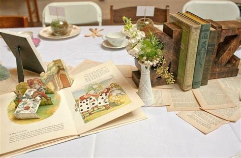 story book themed baby shower guest feature runners storybook baby shower and centerpieces