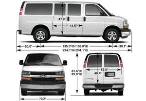 Chevrolet Cargo Dimensions Chevrolet City Express Cargo Dimensions 2017 Ototrends Net