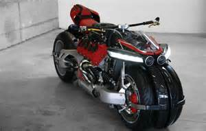 Maserati Motorcycles Maserati Powered Four Wheel Motorcycle The Manual