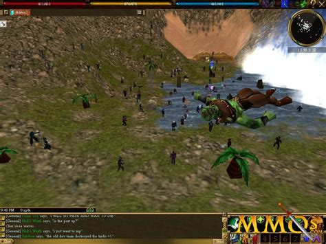 A Call Of The asheron s call review
