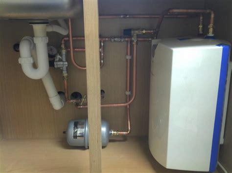 kitchen sink water heater miscellaneous under sink water heater installation board