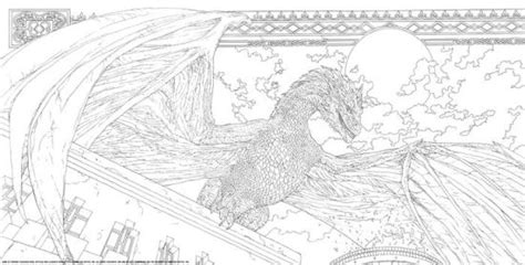 thrones coloring book barnes and noble hbo s of thrones coloring book by hbo paperback