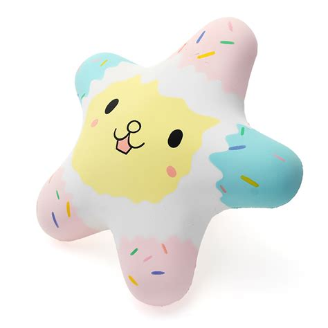 Squishy Areedy Starfish vlo squishy starfish 14cm sweet rising original packaging collection gift decor sale