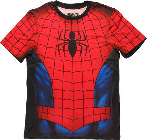 Tshirt Spederman sublimated costume t shirt sheer