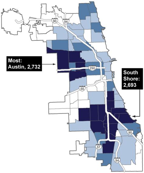 cha chicago section 8 many cha voucher holders remain in communities plagued by