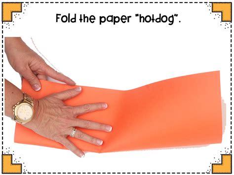 Fold Paper 12 Times - kindergals