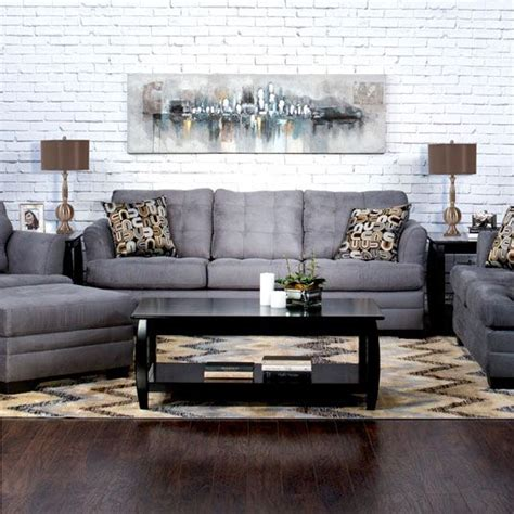 Jerome S Couches by Uptown Sofa Loveseat By Jerome S Furniture Sku